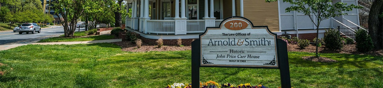 The Law offices of Arnold & Smith - John Price Carr House